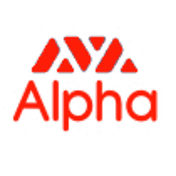 Alpha – validator logo